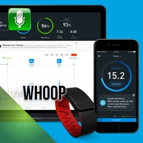 WHOOP: The Performance Enhancing Wearable That Tells You When To Sleep, How To Exercise, Your Strain Levels & More!