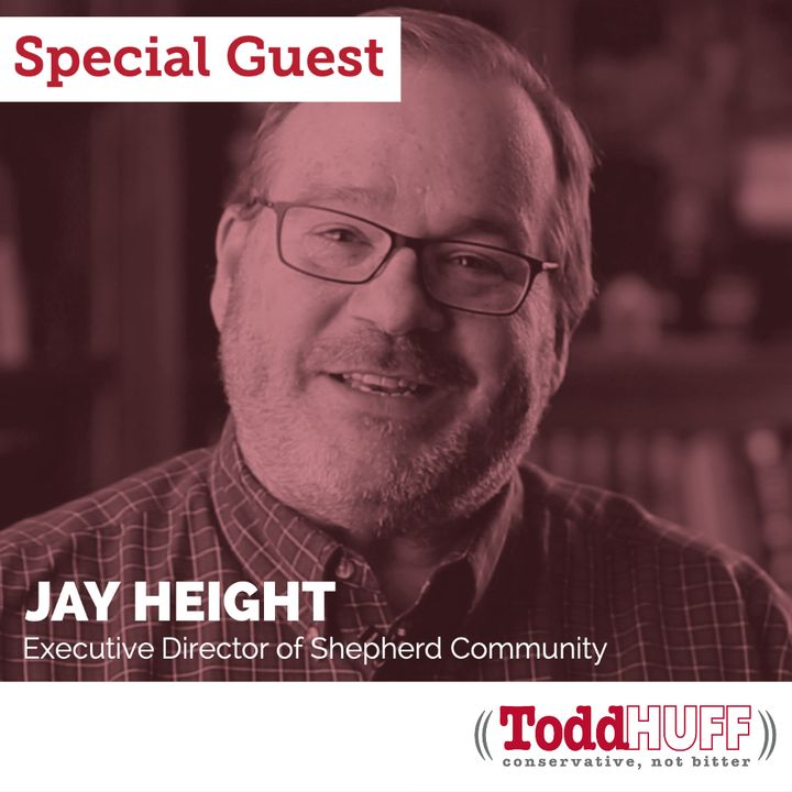 Jay Height | Executive Director, Shepherd Community Center | Support
