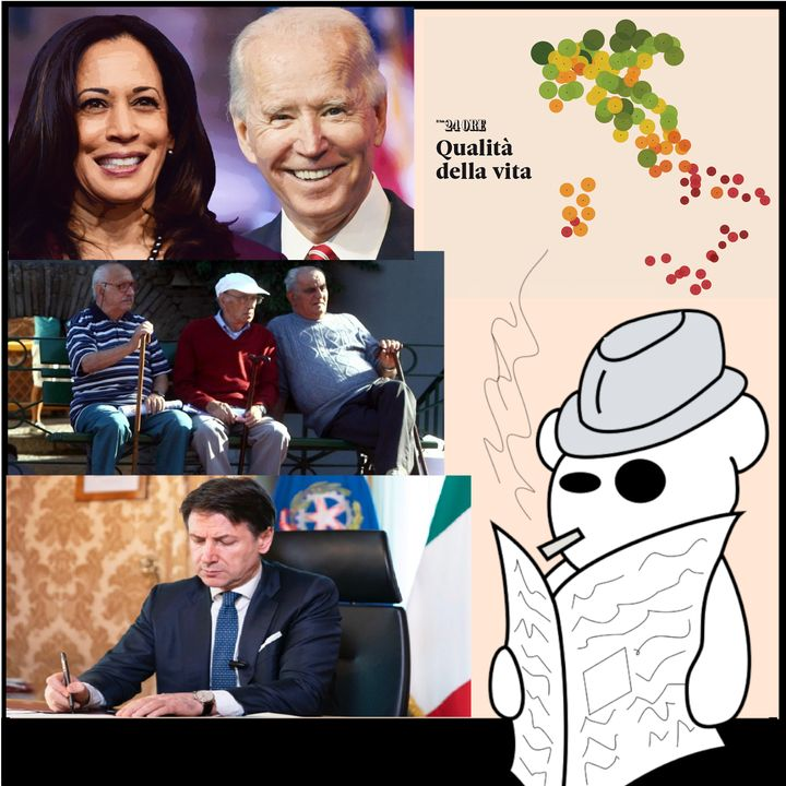 Cocaina, Biden e l'ennesimo DPCM