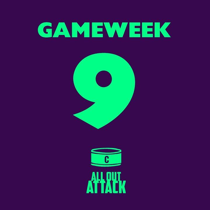 Gameweek 9: Underperforming 'Big Teams', City To Bounce Back & Wildcard Time!