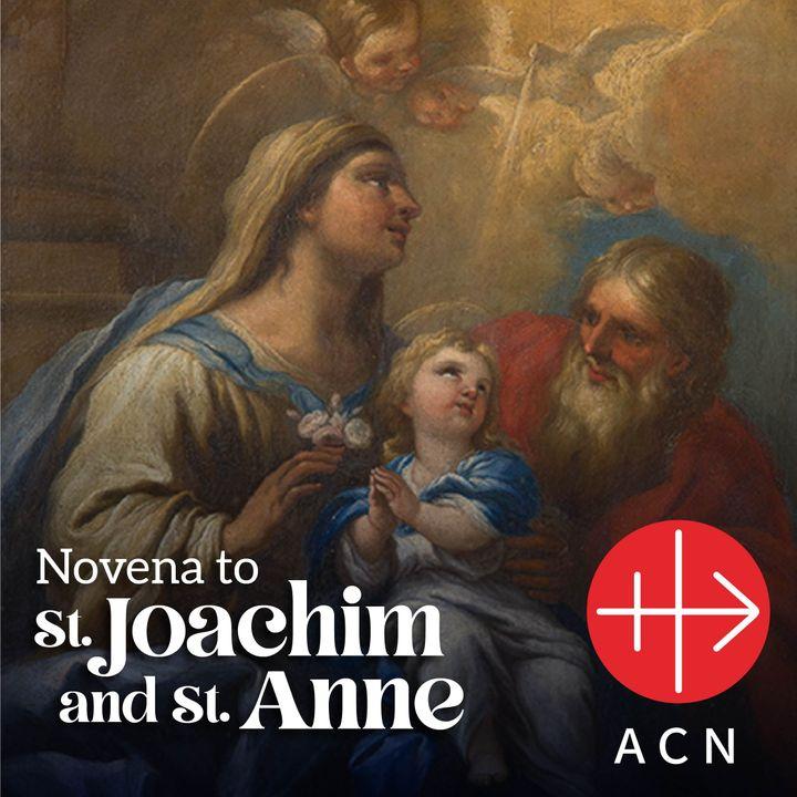 Novena to St. Joachim and St. Anne - Day 2