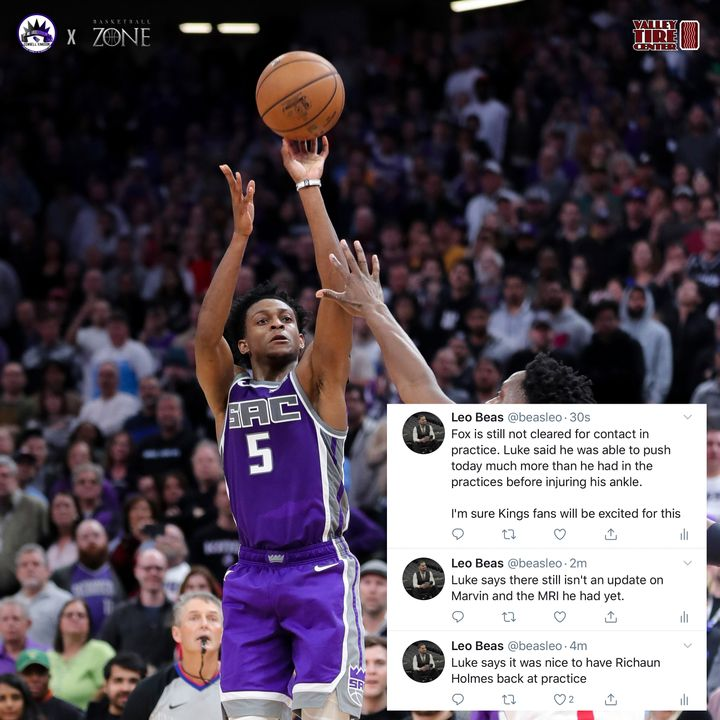 CK Podcast 449: De'Aaron Fox Should be Ready for the Spurs on July 31st