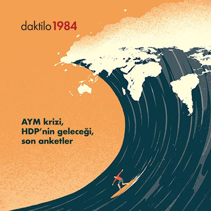 AYM krizi, HDP'nin geleceği ve son anketler   Konuk: Burak Bilgehan Özpek   Nabız #24