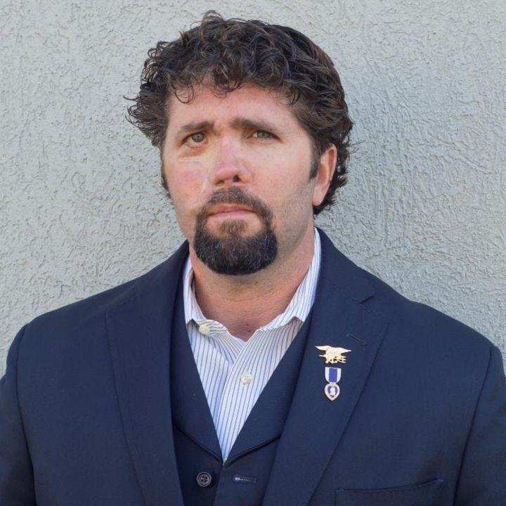 """Former Navy SEAL Jason """"Jay"""" Redman"""