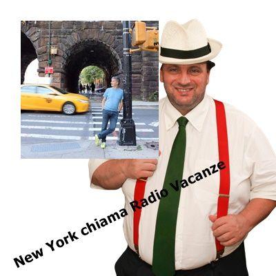NEW YORK CHIAMA RADIO VACANZE