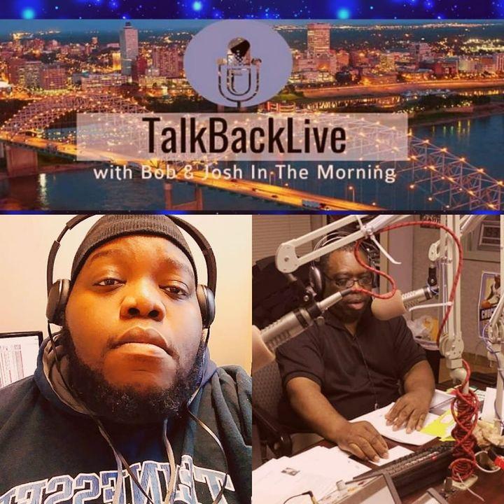 TalkBackLive w/ Bob & Josh Talking Gun Violence