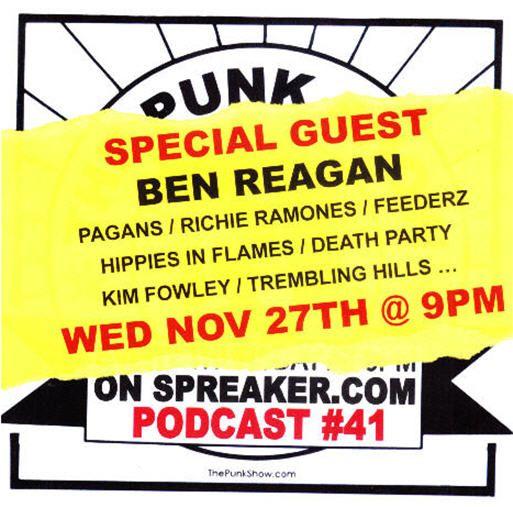 The punk Show #41 - 11/27/2019