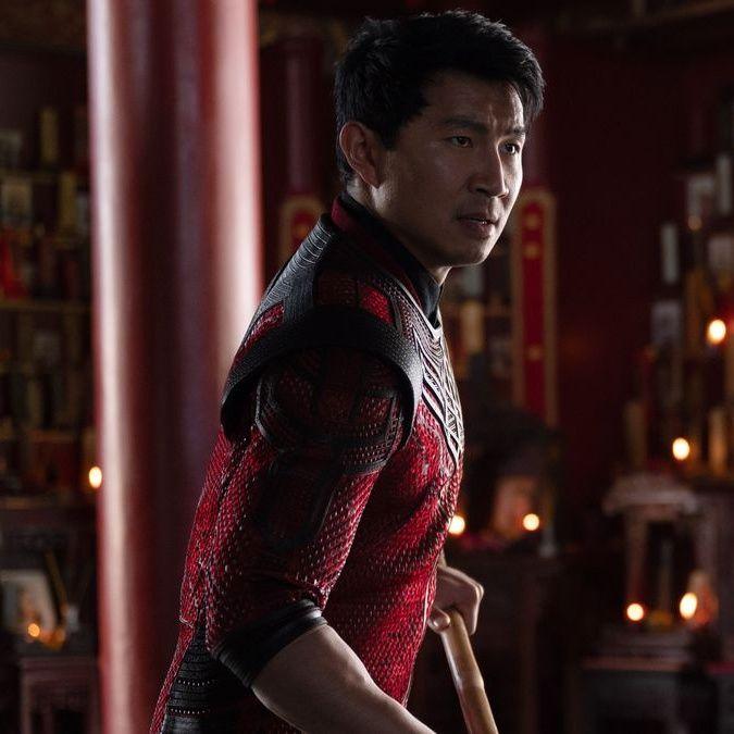 Shang-Chi & Cinderella 2021-09-02