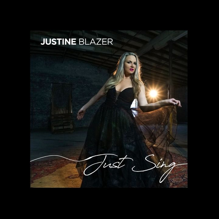 Special Mike Wagner Show broadcast with Justine Blazer and new hot release Just SIng!