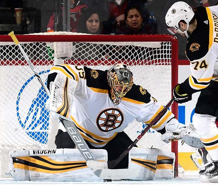 Whether Tuukka Rask Or Anton Khudobin, Bruins Are Thriving In Net