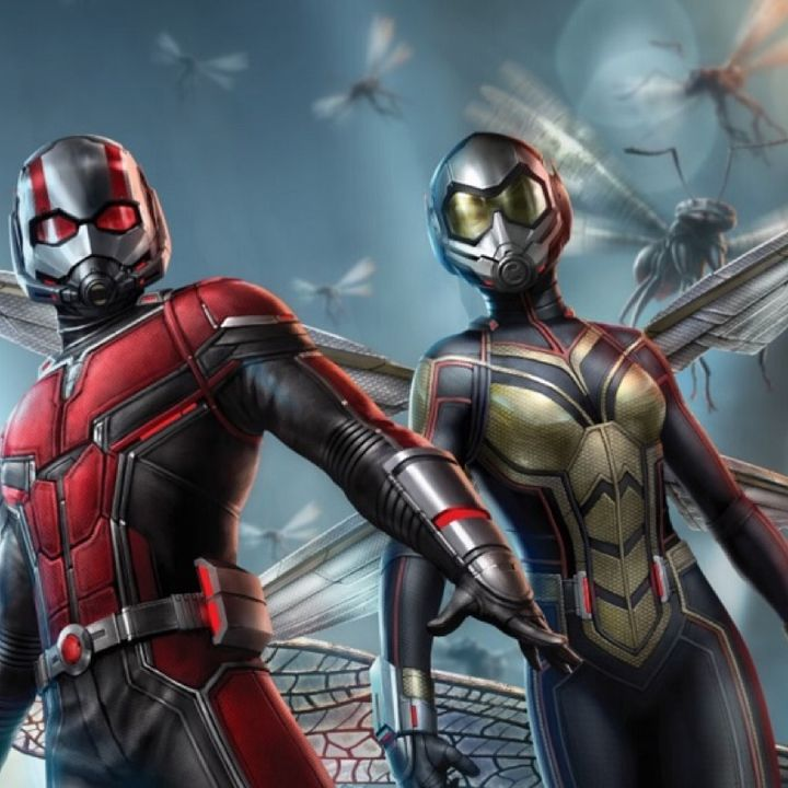 Ant-Man & The Wasp Review!
