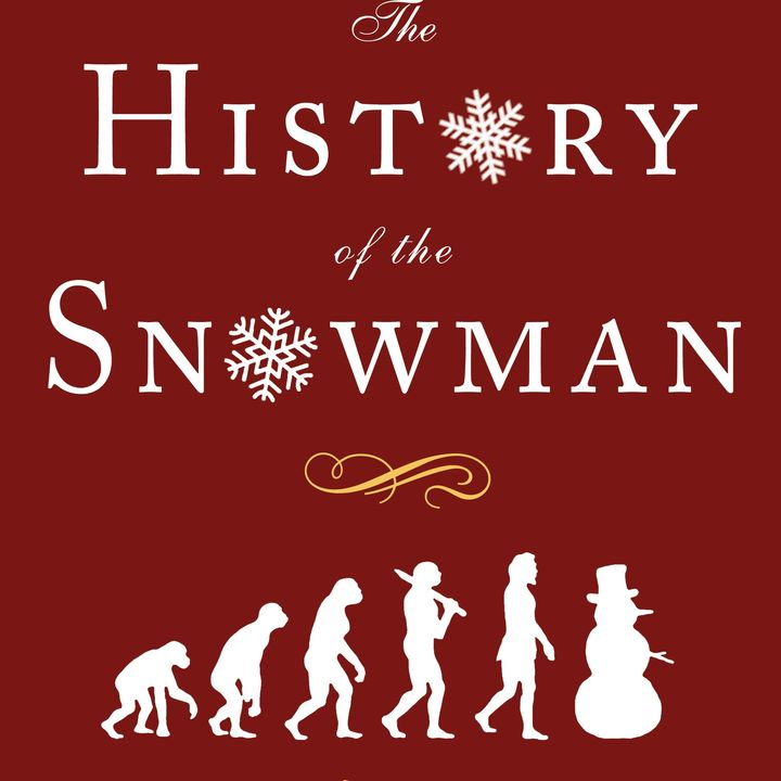 Bob Eckstein shares The History of the Snowman! INTERVIEW