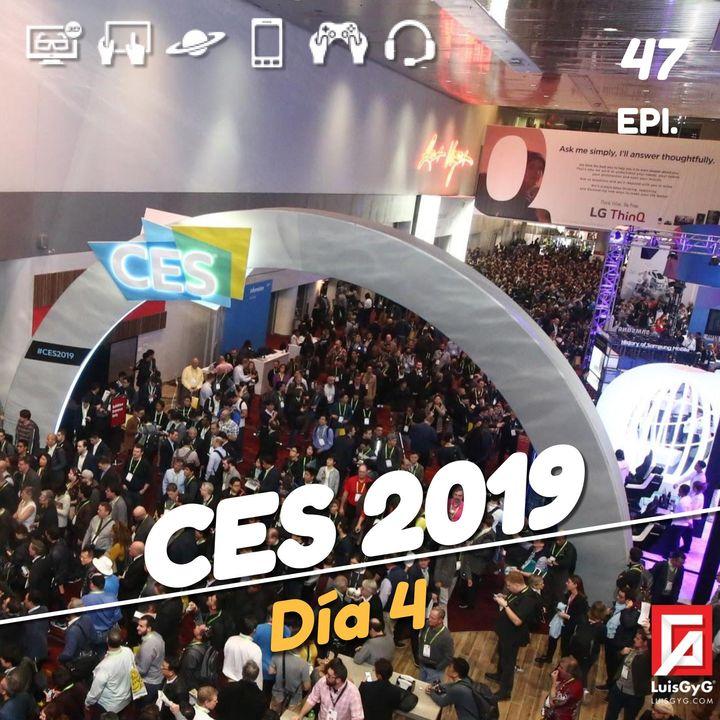 CES 2019   Día 4. Lo Mejor del CES 2019