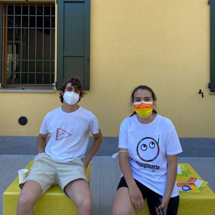 #Bologna La casa degli adolescenti è tutta gialla!