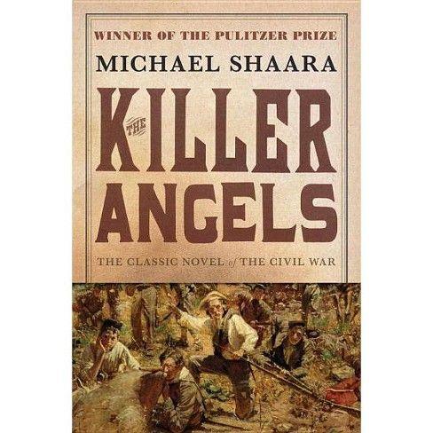 Book - Killer Angels (Michael Shaara)