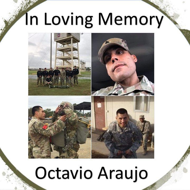 A Memorial Episode - to SFC Araujo