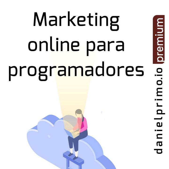 Marketing online para programadores