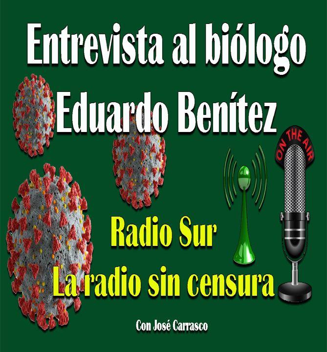 Entrevista a Eduardo benitez