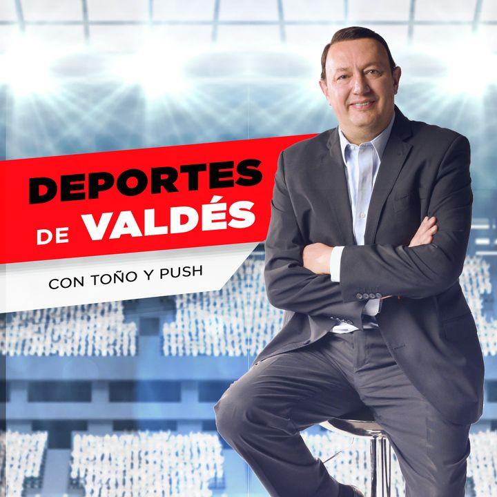 EP 23 Podcast Deportes de Valdes con Tono y Push By Espacio Deportivo - Cual fue el peor fracaso Inglaterra o Brasil - Derby cuadrangulares