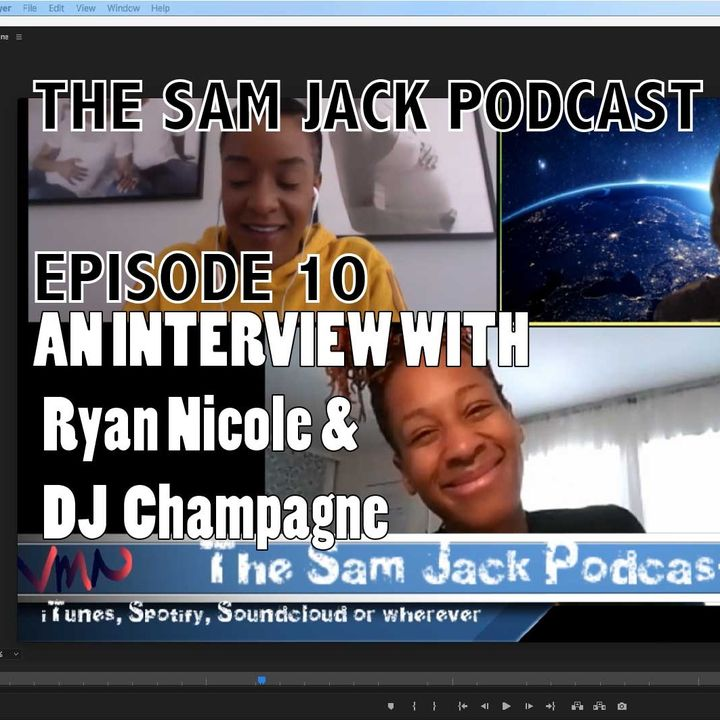 Episode 10: Ryan Nicole & DJ Champagne Live Stream Open Mic Success During Shelter in Place