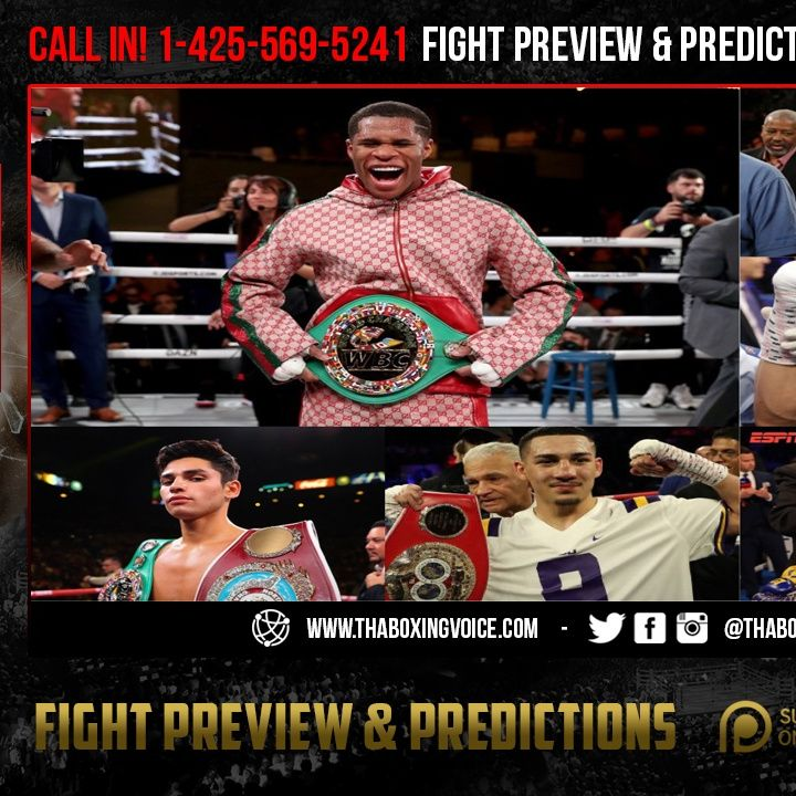 ☎️Devin Haney and Bill Haney On Adrien Broner🔥Terence Crawford😱Mikey Garcia💯