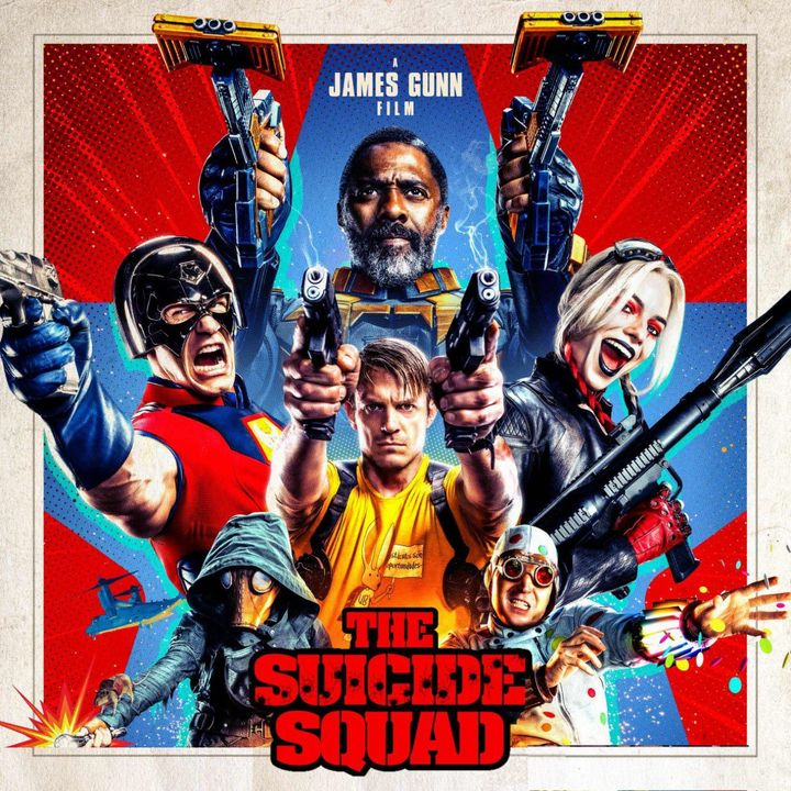 The Suicide Squad - Movie Review