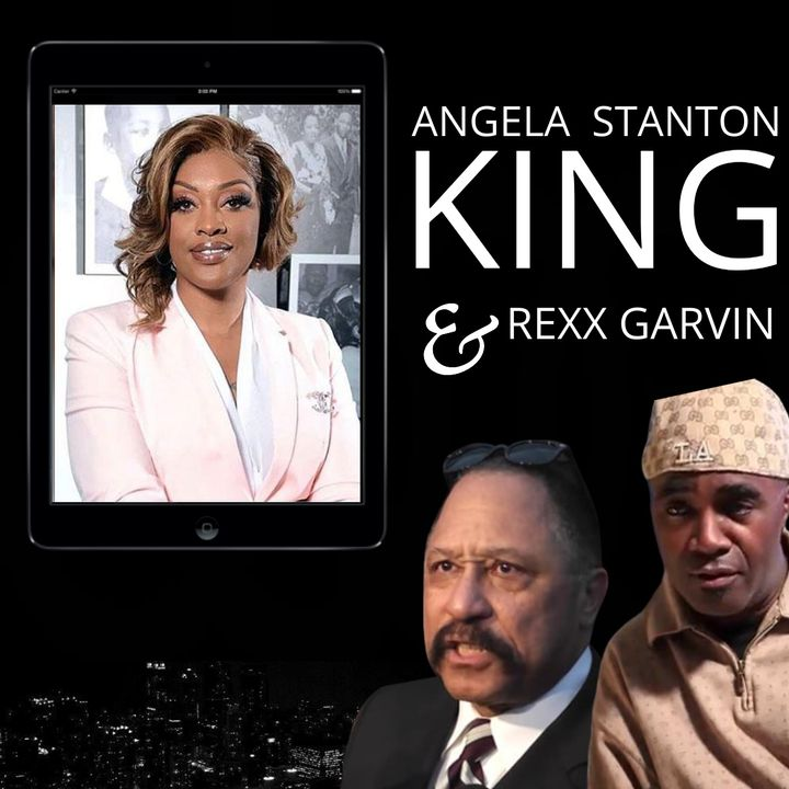 ARE YOU READY FOR THIS - ANGELA STANTON-KING, JUDGE JOE BROWN and REXX GARVIN (MATURE AUDIENCES ONLY)