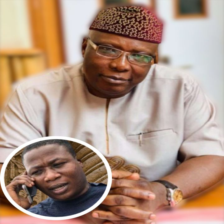 NIGERIA : Sunday Igboho Denies Ojudu, Calls Him A liar