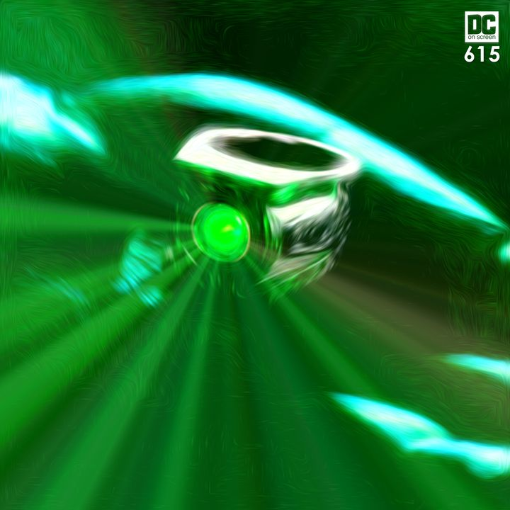DC Films Delays and Green Lantern Gets the Greenlight!