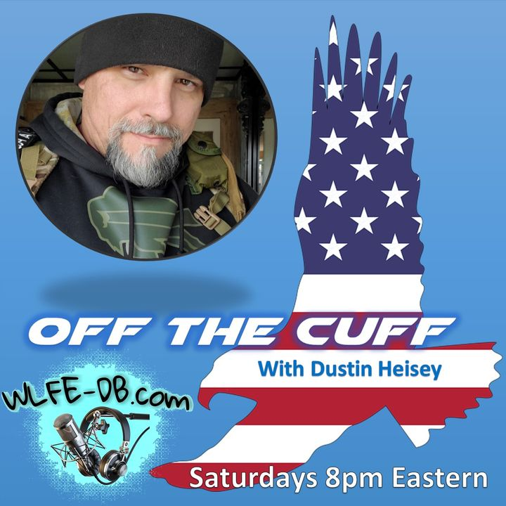 Off the Cuff with Dustin Heisey with Guest Rob Gibson
