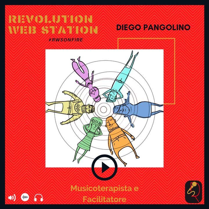 INTERVISTA DIEGO PANGOLINO - MUSICOTERAPISTA & FACILITATORE