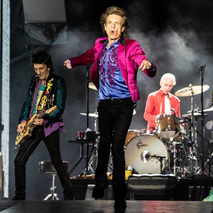 The Rolling Stones: greatest rock and roll band of all time?