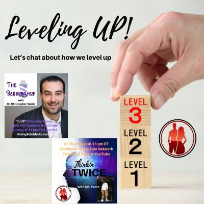 Leveling UP with Mr. Twice