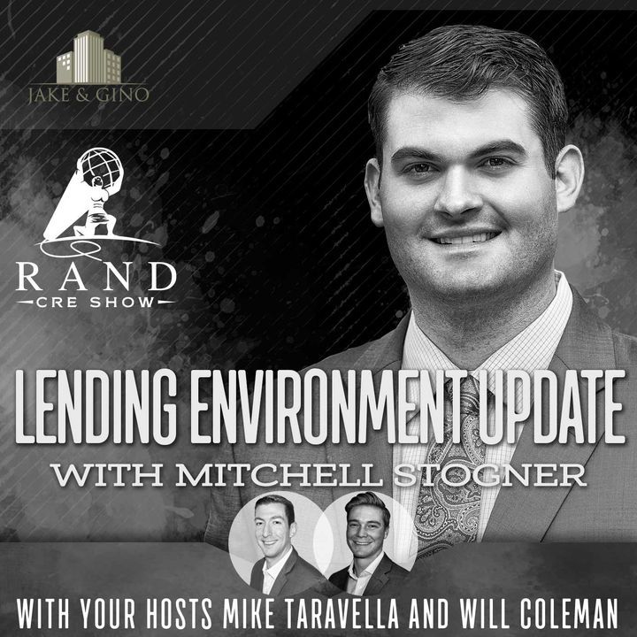 RCRE - Lending Environment Update with Mitchell Stogner