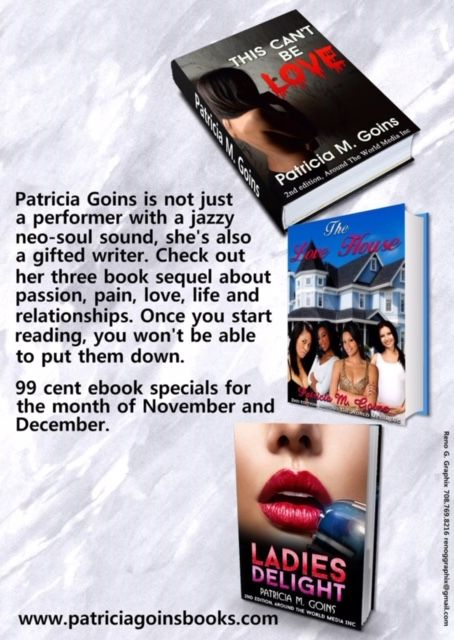 Patricia M. Goins Is Interrogated Marilyn Brown CEO of O.G Publications and Founder of the Slyce and Bookworms Clubs.