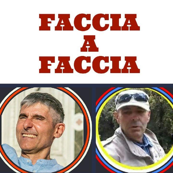 🎙DOMENICA 19/09/2021 ORE 21:00- FACCIA A FACCIA CON LUCA TEODORI, SEGRETARIO NAZIONALE 3V🎙