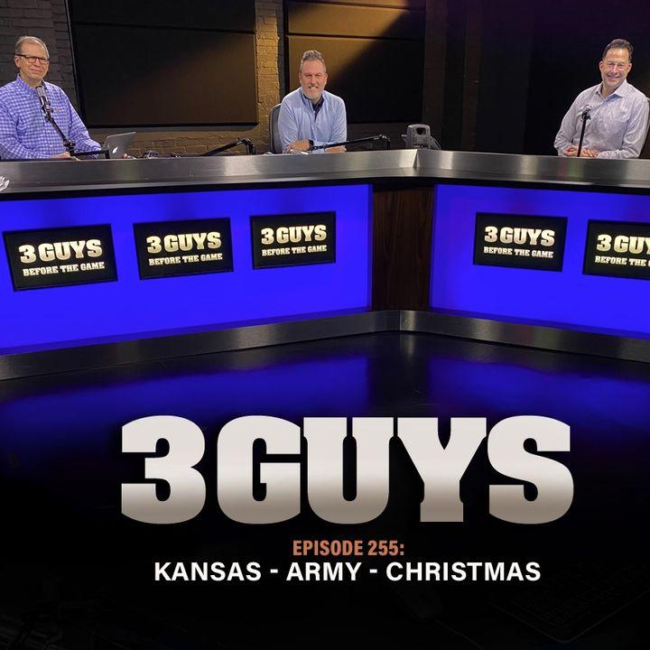 Kansas - Army - Christmas with Tony Caridi, Brad Howe and Hoppy Kercheval
