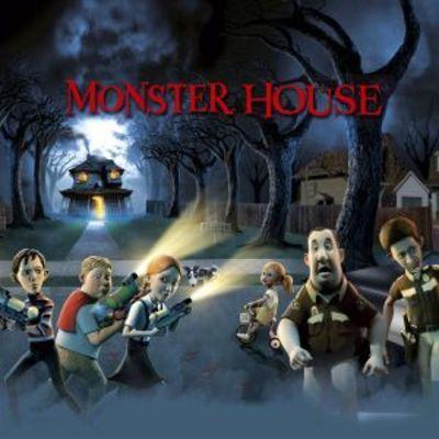 105 - Monster House (Adam Sandler Film School)