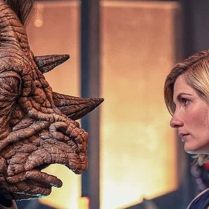 Doctor Who podcast episodio 4