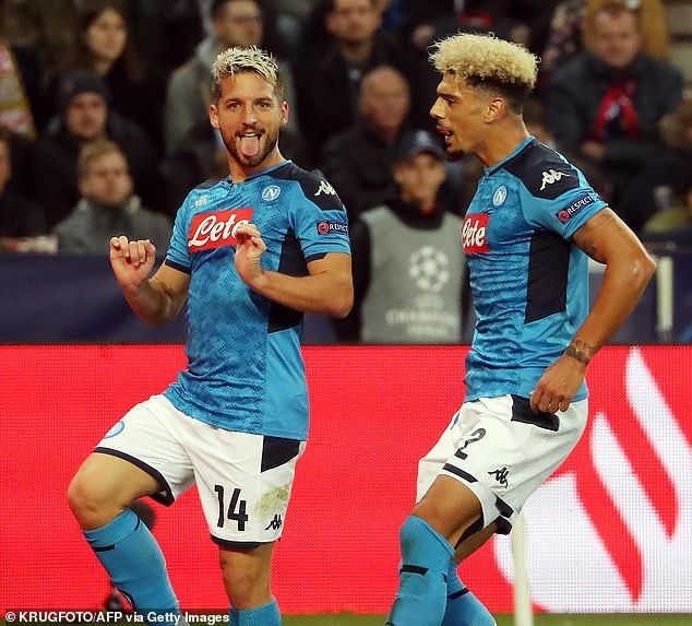 Frank Cavallaro: Napoli plays better against high-caliber teams
