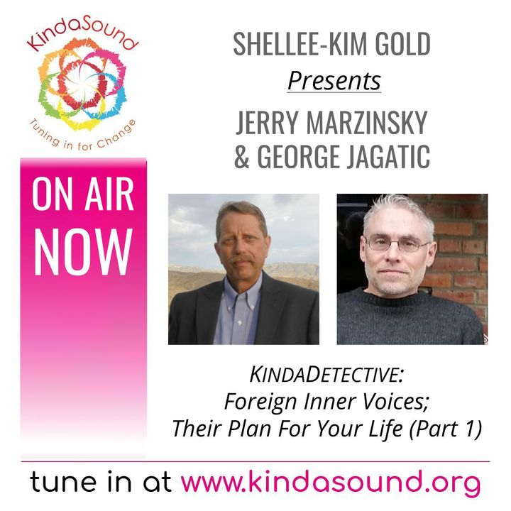Foreign Voices In Your Head Pt. 1   Jerry Marzinsky & George Jagatic with Shellee-Kim Gold