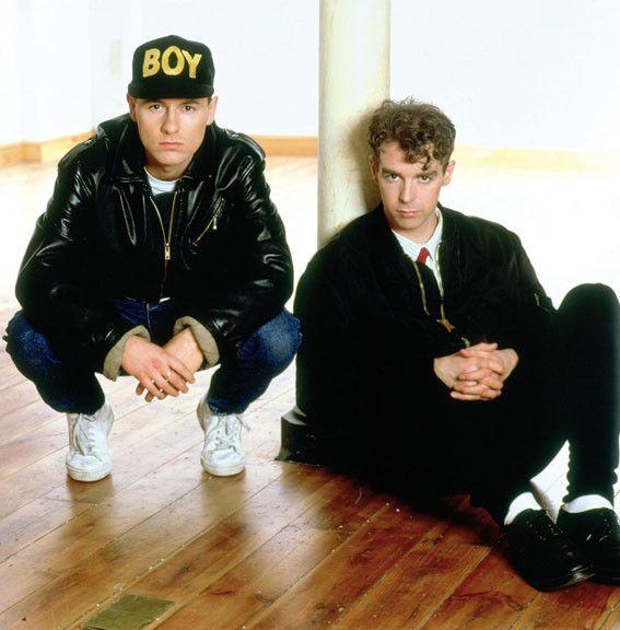 Parliamo dei PET SHOP BOYS andando al 1986.....