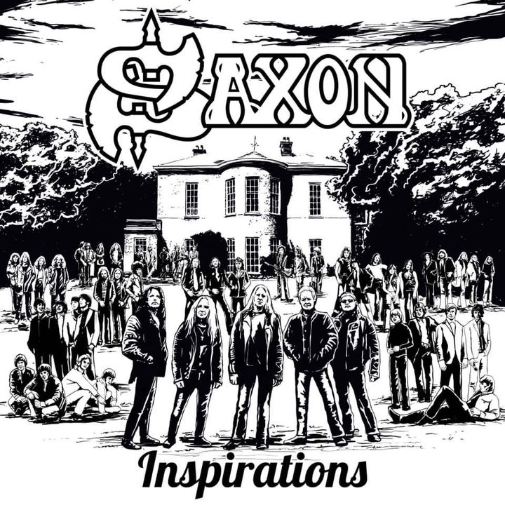 """Ep. 39:  Nigel Glockler of SAXON discusses """"Inspirations"""" """"Cream"""", """"Chris Jericho"""" and his legacy"""