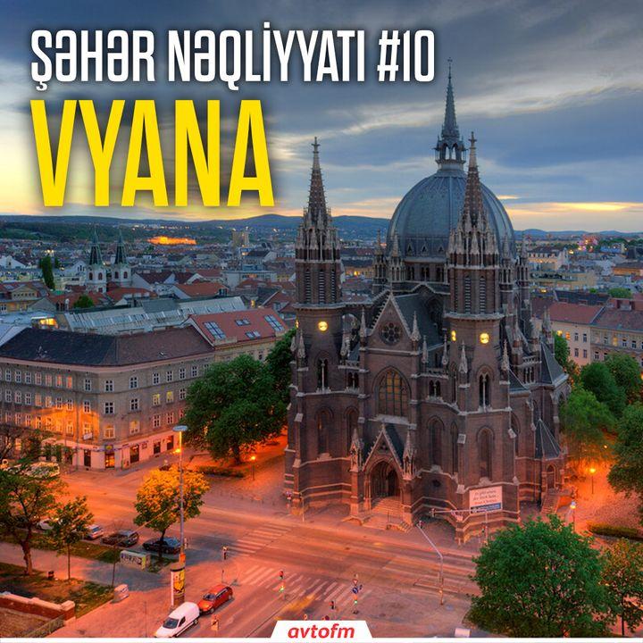 Şəhər nəqliyyatı #10 - Vyana