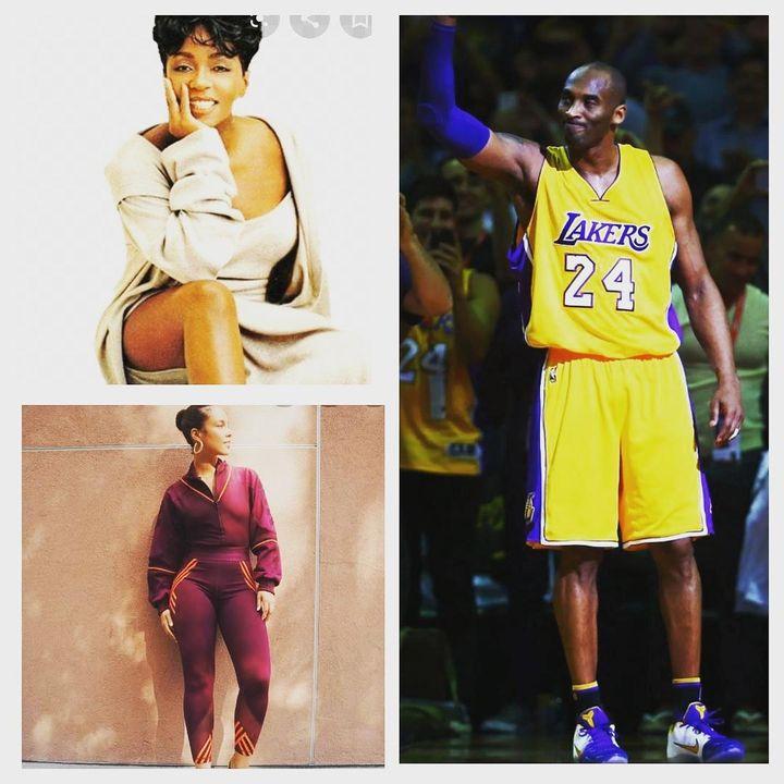 DGratest MidNight Love Jones Presents : Happy Birthday to The Songstress and Ms Keys and Myself ! Rest In Heaven Black Mamba aka Kobe Bryant