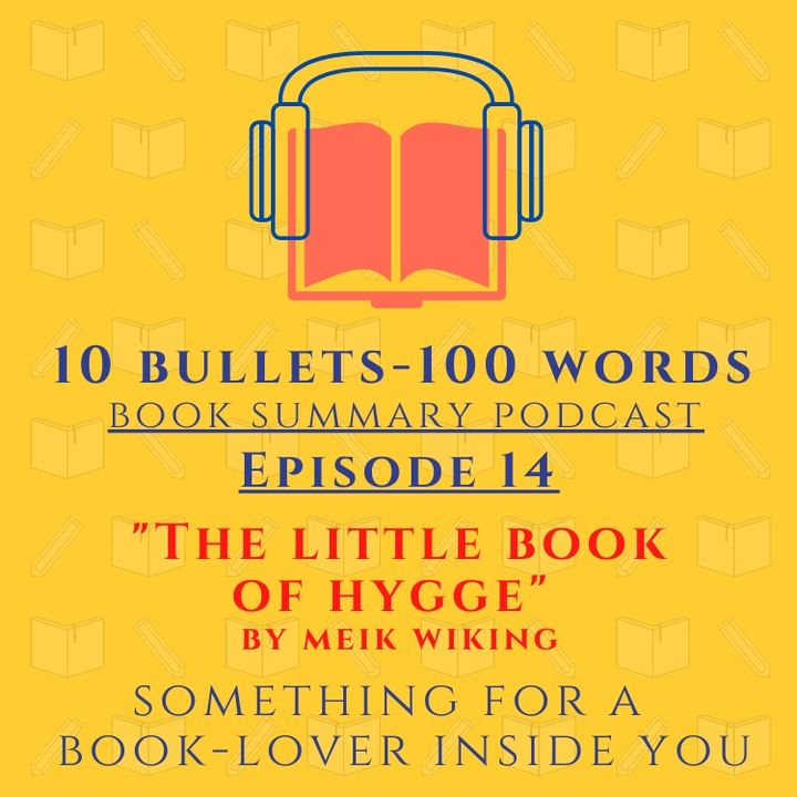 Episode 14 - The Little Book of Hygge
