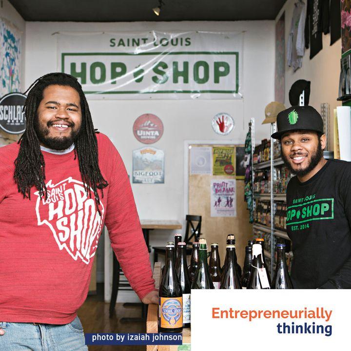 ETHINKSTL--Episode 9.9-Hop Shop | Good People, Good Beer, Good Times