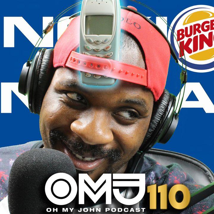 Ho ordinato dal Burger King con un Nokia 3310   110