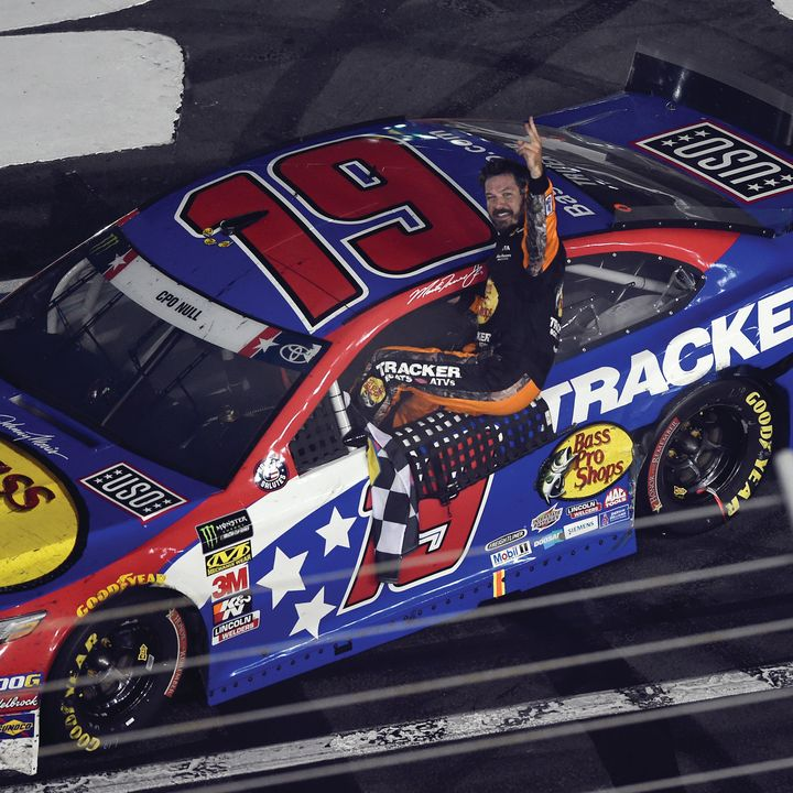 The NASCAR Show:Recapping the Greatest Day in Racing the Indy 500, Monaco and the Coca Cola 600