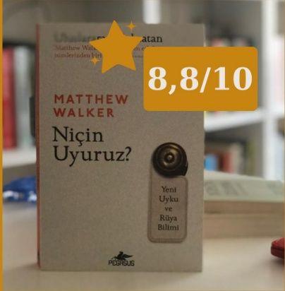 NİÇİN UYURUZ? - MATTHEW WALKER - #04